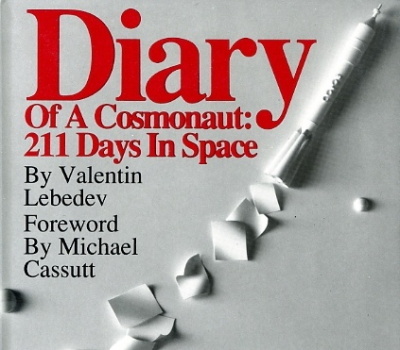 Book review: DIary of a Cosmonaut by Valentin Lebedev