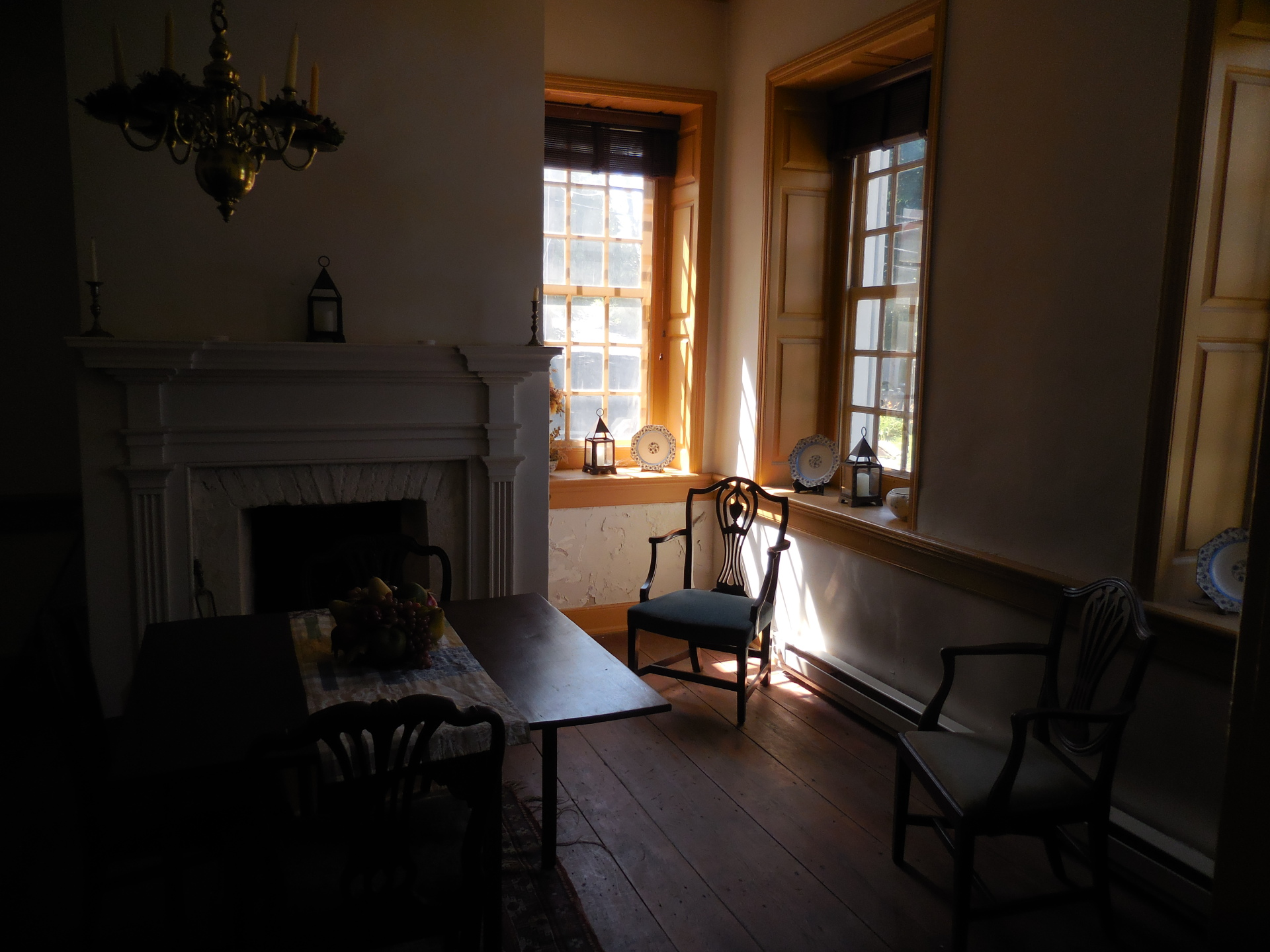 The George Taylor house: A window to the Declaration of Independence, a light in a dark time